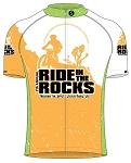 2015 Ride In the Rocks Jersey