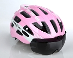 MagnaShield Bicycle Helmet - Pink
