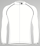 Shift LS Elite Mens Club Cut Jersey