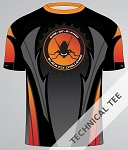 2016 Black Fly Challenge Tech Tee
