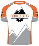2016 Young Riders Tech Tee (Kids)