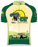 2016  Amish Country Bike Ride Jersey