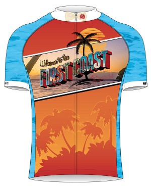 North Florida Bicycle Club Jersey