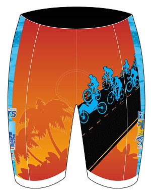 North Florida Bicycle Club Shorts