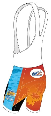 North Florida Bicycle Club Bib Shorts