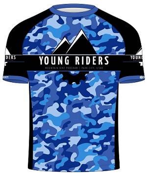 2017 Young Riders Tech Tee