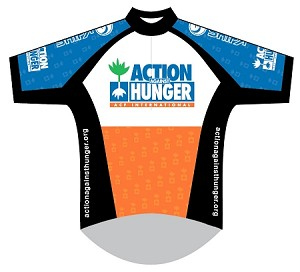 Shift Jersey Actions Against Hunger Official Jersey
