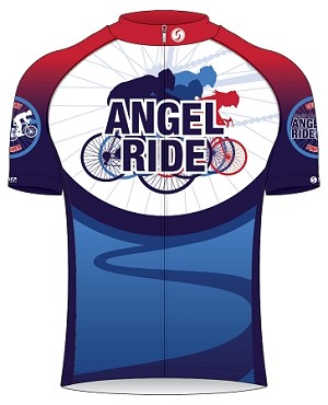 2017 Angel Ride 100 miles