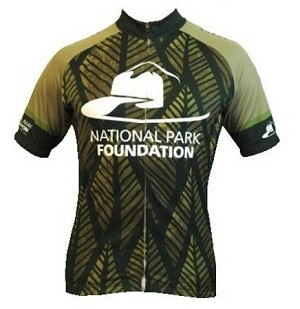 Womens Cut National Park Foundation Official Jersey