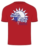 2015 Amish Country Bike Tour Tee shirt