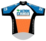 Action Against Hunger Tech Tee