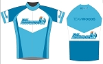 2014 New England Parkinsons Ride Personalized Team Jersey