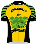 2017 Armadillo Classic Bike Ride Jersey