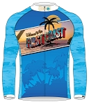 2018 North Florida Bicycle Club Long Sleeve Jersey