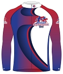 2019 Angel Ride Long Sleeve Jersey