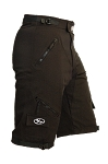 Expedition Cycling Shorts 2.0, Black