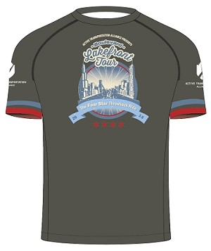 2015 Boulevard Lakefront Tour Men's Tech Tee