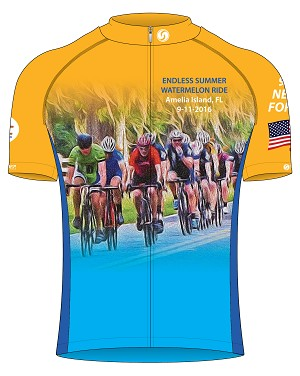 2016 Endless Summer Watermelon Ride Jersey
