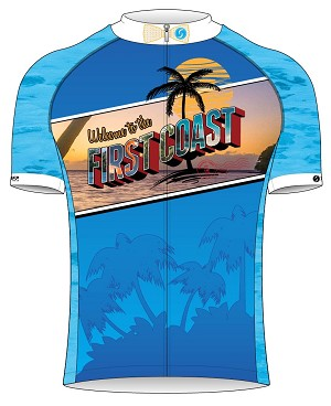 2018 North Florida Bicycle Club Jersey