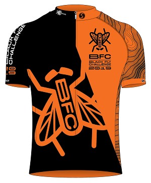 2019 Black Fly Challenge Jersey
