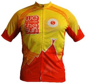 We Choose the Sun Jersey